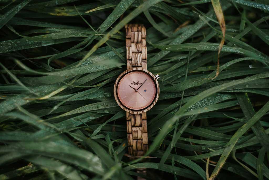 c8a74f1dd Woowa: Drevené hodinky s českým dizajnom – Originálné drevené ...